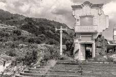 Fachada casa cural Gramalote.