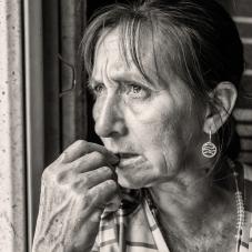 Señora damnificada de Gramalote cuenta la historia de su hija quien abandonó el colegio en Cúcuta.