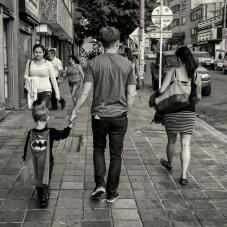 Familia, centro, 2014
